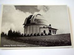 Old Real Photo-Pc: Indonesia~Lembang~Java~Bosscha Sterrenwacht~Observatory
