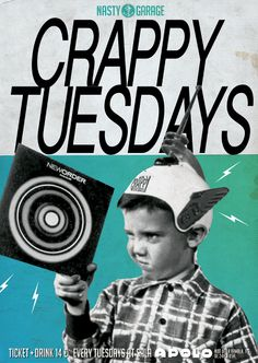 CRAPPY TUESDAYS