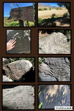 Sendero arqueológico El Refugio en Mascota Jalisco. Zona de petroglifos. 17/01/16