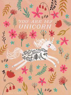 You are my unicorn-Mia Charro