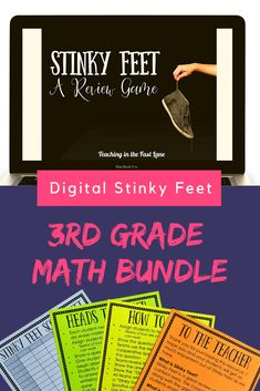 Distance Learning Formation of Fossil Fuels and Sedimentary Rock Stinky Feet Cooperative Learning Strategies, Teaching Strategies, Student Learning, Review Games, 5th Grade Math, Student Engagement, Your Teacher, Upper Elementary, Critical Thinking