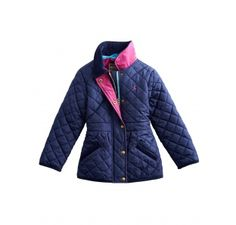 Joules Candy Spot Junior Kirstie Jacket £54.95 from Wellies and ...