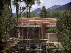 El Monte Sagrado...an incredible spa and resort.  I want to go back!