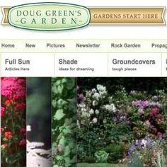 Garden author Doug Green on an easy flower garden design system that produces a good perennial garden in four steps