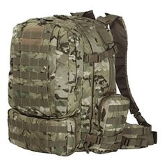Multicam Enhanced Voodoo Tobago Cargo Pack | Military Bags | Military Luggage