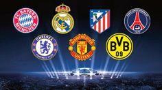 Los siete posibles rivales del FC Barcelona en cuartos de final de la Champions