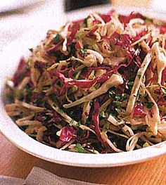 Find the recipe for Cabbage Salad with Mustard Vinaigrette and other vegetable recipes at Epicurious.com