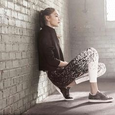 24422bbb45 Gigi Hadid for Reebok s Sports Illustrated