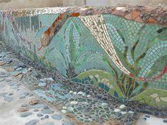 Beautiful mosaic ret