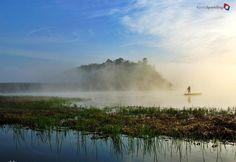 Uponeup marsh, Changnyeong, Gyeongsangnam-do, Korea