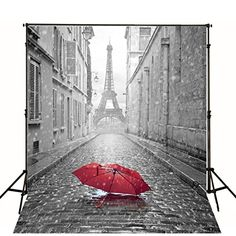 5x7ft Rain Red Umbrella Paris Eiffel Tower Photography Ba... https://www.amazon.com/dp/B01GV2F6CC/ref=cm_sw_r_pi_dp_x_kmOiybMGV2WQW