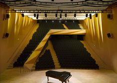 Aix en Provence Conservatory of Music by Kengo Kuma and Associates | Inspirationist