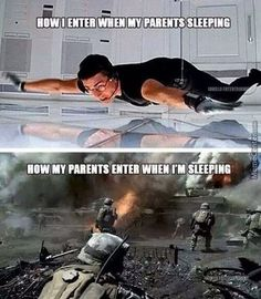 Parents and siblings =P