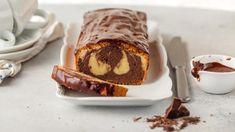 Мраморный кекс, пошаговый рецепт с фото