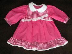Puppenkleidung-Original-Stolle-Puppen-Kleid-56-fuer-Schildkroet-Cellba-Zapf-Goetz