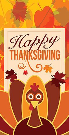 Happy Thanksgiving Turkey Themed Light Weight (1x4) Regulation Size Custom Cornhole Board Game Set - Corn Hole - Bag Toss