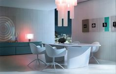 Dining room design ideas for your home! #dining #room #decor See more at http://memoir.pt/