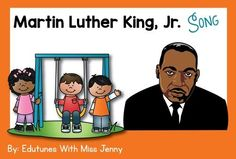 This video is great for Black History Month, Martin Luther King Jr. Day, and any day that Civil Rights or choosing the best words to make a difference is an issue--everyday! While the words are simple enough for very young children, the music will appeal to all levels.