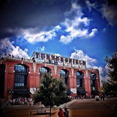 Turner Field, opening home series against the mets!