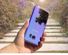 Samsung Galaxy S7 Edge Gradient Mirror Case – SaviCat