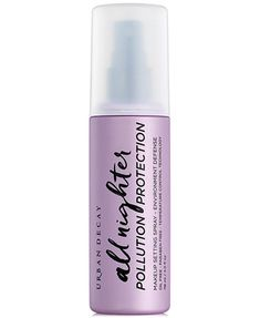 Image 1 of Urban Decay All Nighter Pollution Protection Makeup Setting Spray