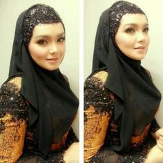 Siti Nurhaliza ~most beautiful headcovering ever! ~