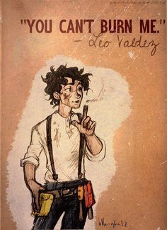 Leo Valdez <3