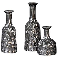 3-Piece Serena Vase Set