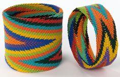 """Mahatsara // Bracelets """"Weaving"""""""