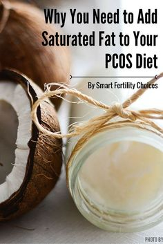 6 reasons why your PCOS diet cannot afford to exclude saturated fat. I bet you never would have guessed about reason 5!