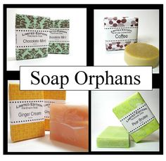 Orphan soap deal Get 4 bars and pay for just 3 by CoquetteBath