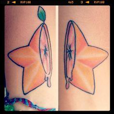 Matching kingdom hearts tattoo