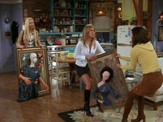 Gladys and Glynnis by Phoebe Buffay
