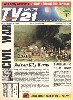 TV Century 21 issue number 26