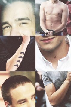 Elements of Liam....I like how they put the birthmark...its part of him :)