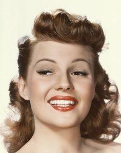 Red-Head Rita Hayworth