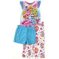 864a6736ad3c Disney Princess Palace Pets Toddler Pajamas