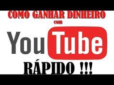 Como Ganhar Dinheiro com Youtube RÁPIDO!
