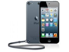 Apple iPod Touch (5th Generation) 64GB - Black
