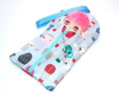 SOAR AWAY SLEEPSACK Handmade Protective Carrying Pouch by Pinkkis, $29.99
