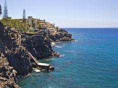 Tenerife vind ik een mooi eiland.