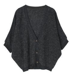 Sweater cape from Anna Kastle