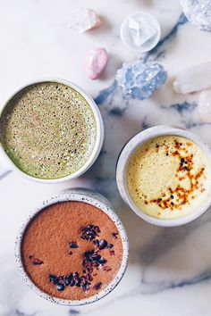 We all know the importance of a good skincare routine, but the foods you eat also affect your skin. Check out these seven super elixirs that you can make at home to help your skin glow from the inside out.