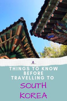 Things to know before travelling to South Korea.15 Things to know before travelling to South Korea. Try to learn a few Korean. South Korea is a safe country, the food is delicious and landscape diverse. #South Korea #Seoul #Travel Travel Guides, Travel Tips, Travel Destinations, Travel Articles, Budget Travel, South Korea Travel, Asia Travel, Plan Your Trip, Things To Know