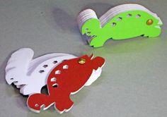 tartaruga blocco note sagomato
