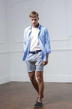 Setting Sail - KK184 Slim Fit Workwear Oxford Shirt
