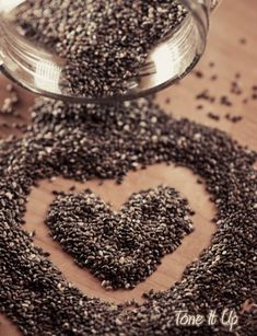 5 reasons to choose chia seeds {click to read more about this amazing super food!}