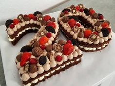 Birthday cake for women fruit recipes for Ideas for 2019 Birthday Cakes For Men, Birthday Cake Cookies, Easy Birthday Cake Recipes, Number Birthday Cakes, Birthday Cake For Husband, Funny Birthday Cakes, Elegant Birthday Cakes, Pretty Birthday Cakes, Homemade Birthday Cakes