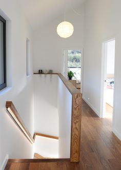 Climate house, passive, eco, stairs, wooden floor, interior design, build me