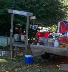 redneck party....This is awesome!